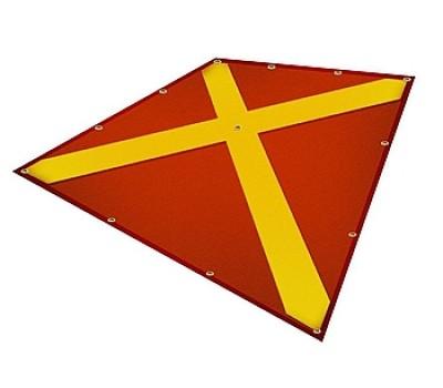 Полотнище для маркировки посадочной площадки запрет посадки