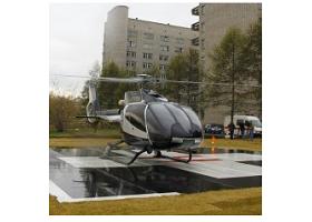 Комплект оборудования малой вертолетной площадки