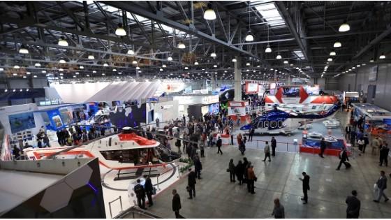 Выставка HeliRussia 2018