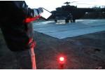 Светосигнальное оборудование вертолетных площадок