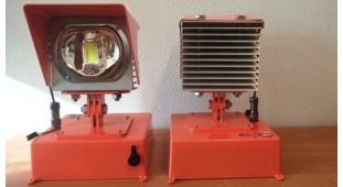 Выпущен автономный аккумуляторный прожектор подсветки