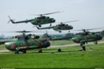 Вертолетные площадки государственной и экспериментальной авиации