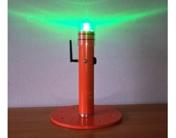 Специальный аккумуляторный огонь вертолетной площадки