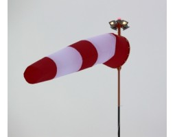 Ветроуказатель с подсветкой