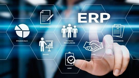 Внедрение ERP системы