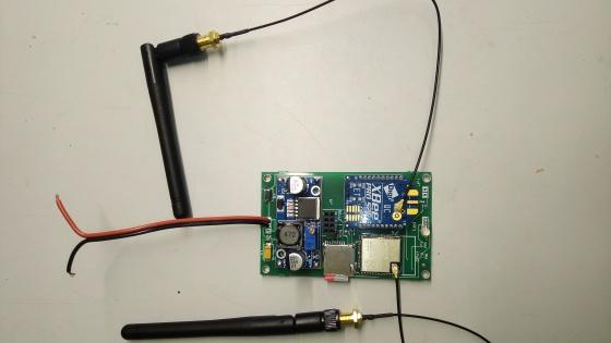 Обновление программной и аппаратной части составных частей мобильного комплекта светосигнального оборудования Стерх-Б